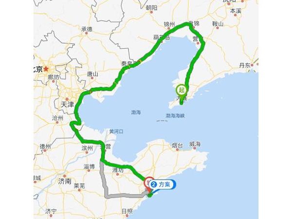 上海到青岛物流