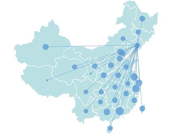上海全国配送